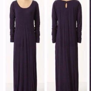 Anthropologie Allihop Turnaround Maxi Dress, XS
