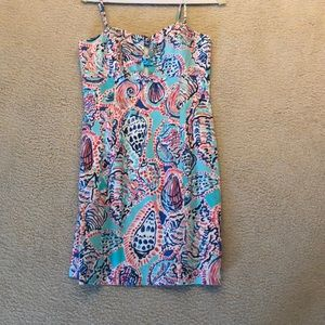 Lilly Pulitzer body-con fitted dress