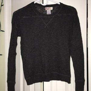 Dark Gray Sweater - $13 obo