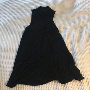 mini topshop turtleneck dress