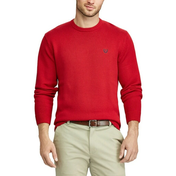 67% off Chaps Other - NWT Chaps mens red sweater from Michelle's ...