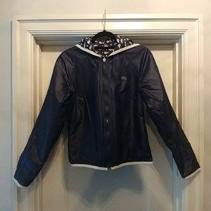 90s Lacoste Reversible Jacket