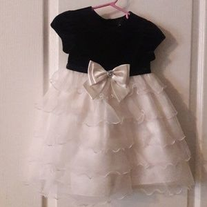 3T Winter Wonderland Dress