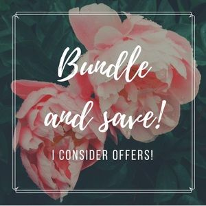Other - Bundle all your likes and make me an offer!