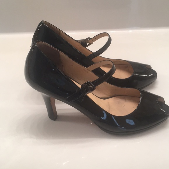 6b6dc590694 Cole Haan Shoes - Cole Haan Nike Air Peep Toe Pump