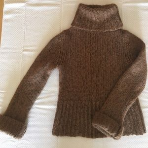 EXPRESS WINTER SWEATER BROWN M