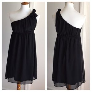 NWOT Merona one Shoulder Dress