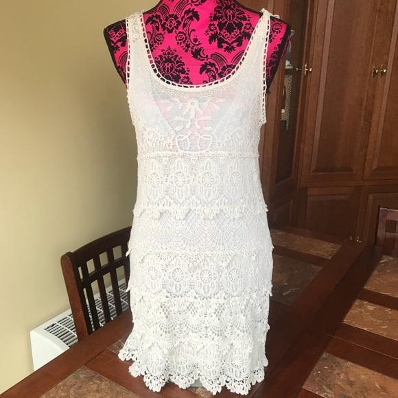 Staring at stars lace dress