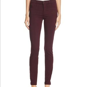 J Brand for Theory skinny pants