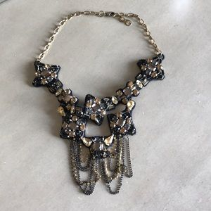 Necklace purchased at Free People.