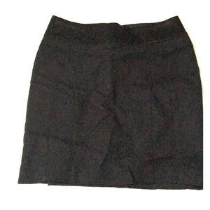 Bebe Black Mini Skirt