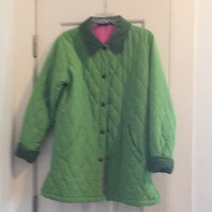 Lilly Pulitzer s quilted jacket