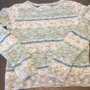 Anthropology, Sparrow cute cozy sweater.