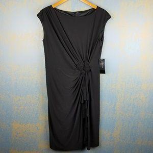 Jones New York black dress size 10