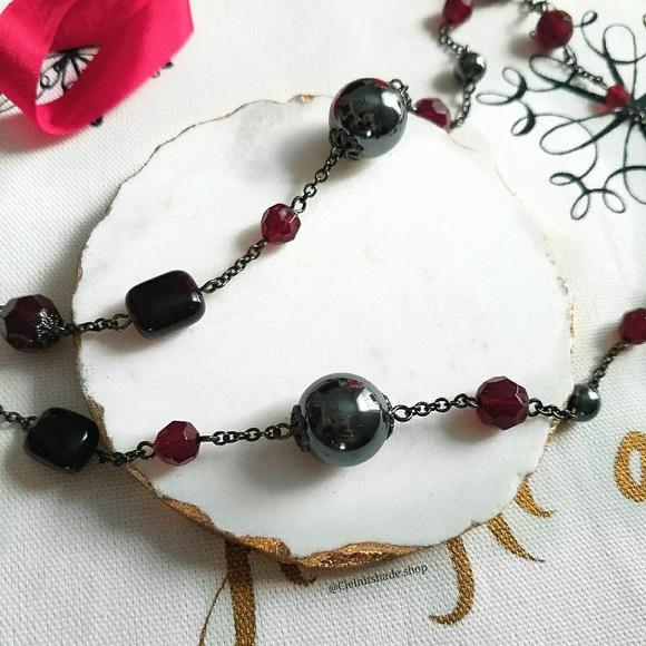 Lia Sophia Jewelry - Lia Sophia Long Beaded Necklace