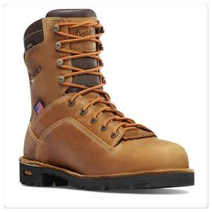NEW! Danner Quarry non-metallic composite toe boot