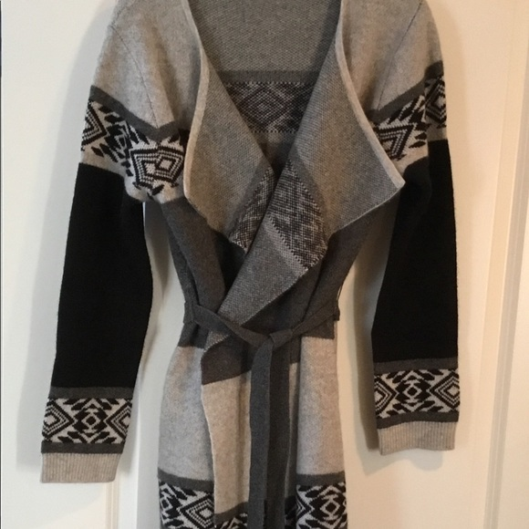 47% off Sweaters - Cashmere Cotton Blend Sweater Coat from Dawn's ...