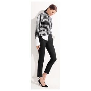 J. Crew City Fit Ankle Cropped Pants