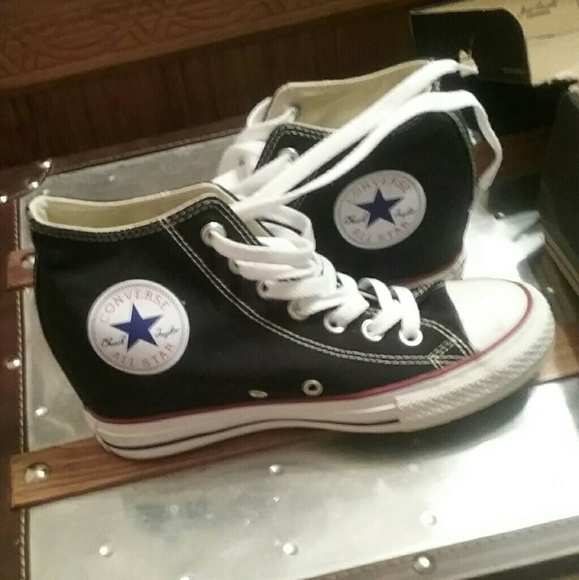 Converse Shoes - WEDGE CONVERSE