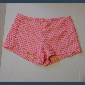 Lilly Pulitzer Shorts size 6