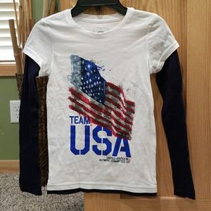 Other - Girls Team USA Shirt