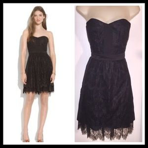 NWT Madewell Broadway & Broom Lace Dress!!