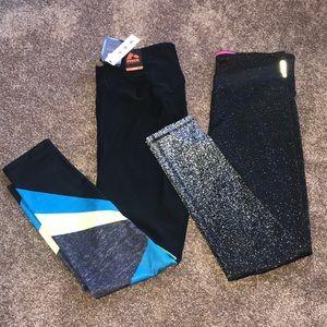 NWT/NWOT RBX bundle of leggings! Large!