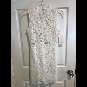 *NWT* Tobi Sleeveless Lace Mini Dress