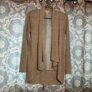 Sweaters - Light grey cardigan