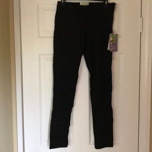 Jolt black trouser leggings size 5 NEW with tags!