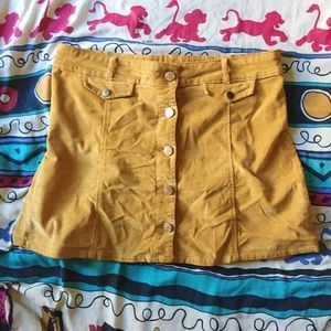 BDG Urban Outfitters Corduroy Skirt