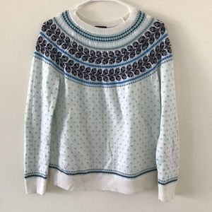 Talbots • Patterned Sweater