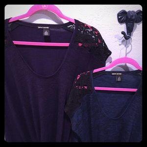 Lacey blouse bundle