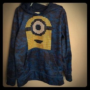 Other - ❄️3 for $15❄️ Minion sweatshirt