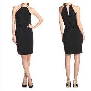 MSK Black Dress