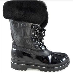 Coach Leonora Winter Boots