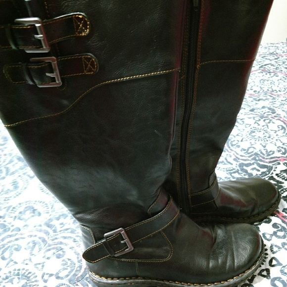 91c56218749 Born Shoes - Boc by Born wide calf boots