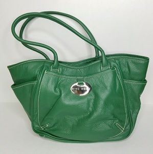 Nine West Green Tote