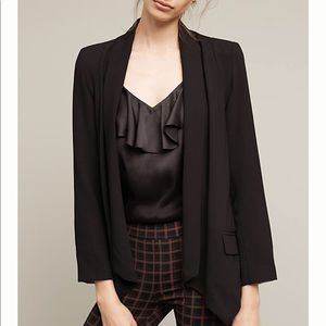 Cartonierr Black Lined Blazer w/Pockets