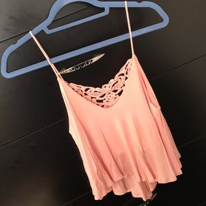 NWT Pink Tank Top