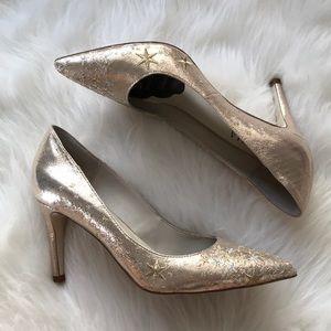 Billy Ella Gold Star Heels