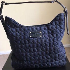 Kate Spade Quilted Handbag Black