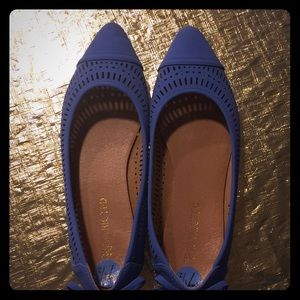 Blue Flats 7.5