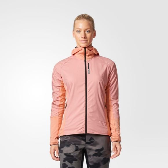 adidas w terrex skyclimb fleece jacket