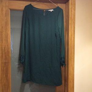 Hunter Green holiday Dress