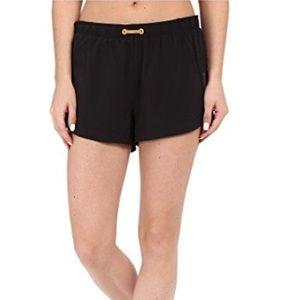 Lucy Revolution Run Shorts in Black
