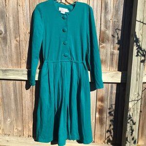 Vintage | Talbot's 100% wool dress