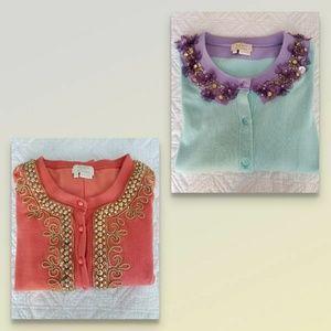 2 Kate Spade Sweater bargain bin