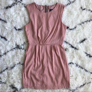 TopShop Nude Pink Formal Dress