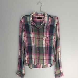 Urban Outfitters BDG Button-Down Flannel